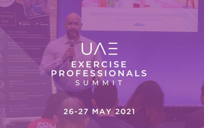 Exercise Professionals Summit Launches