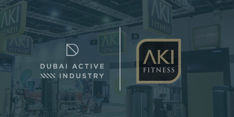 AKI Fitness Confirmed as Gold Sponsor