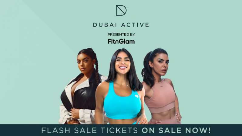 Dubai Active Flash Tickets On Sale Now