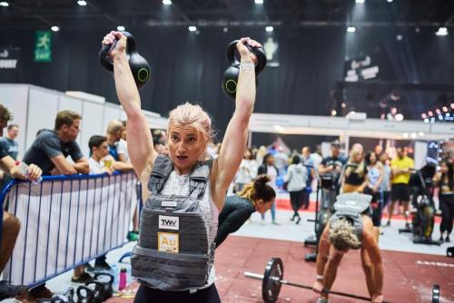 CrossFit Goldbox Gold Rush