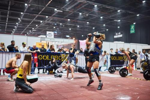CrossFit Goldbox Gold Rush 1