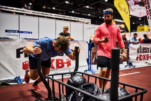 Fitness in DXB Challenge