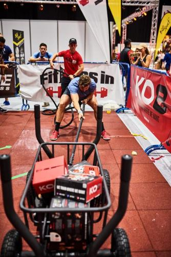 Fitness in DXB Challenge 1